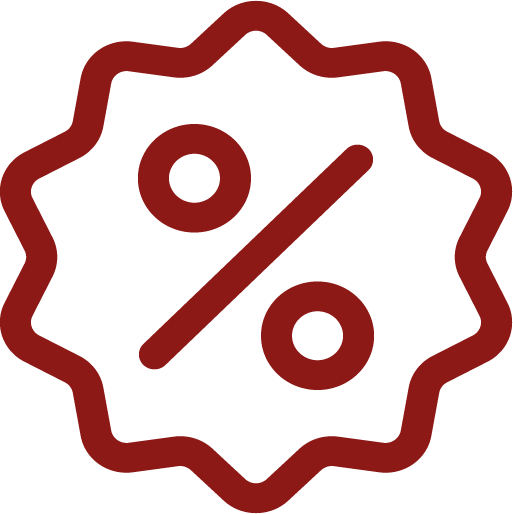 Bud - ikon til budgaranti